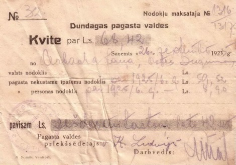 Kvite_nodokli_1925