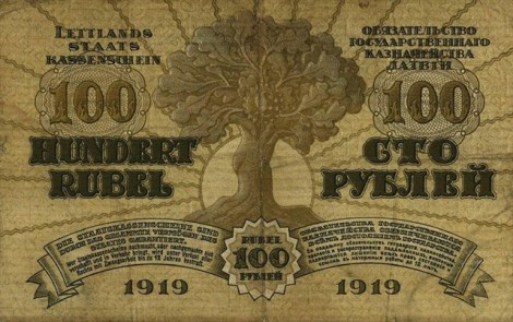 100_rubli_1919
