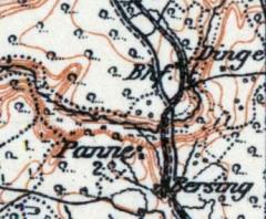 Fragments no rietumkrievijas kartes (1917.)