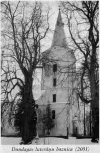 Dundagas luteranu baznica_2001
