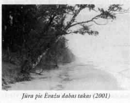 Jūra pie Ēvažu dabas takas (2001)