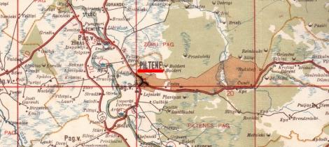 Latvijas ceļu karte (1940.)
