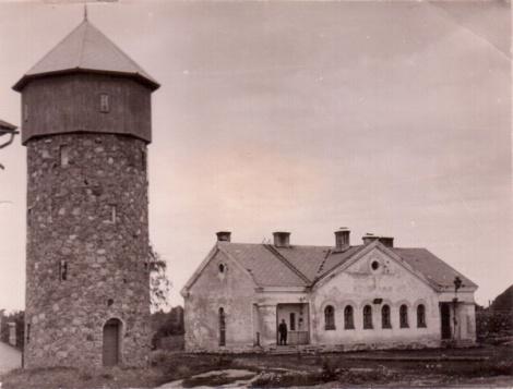 Dundagas ūdens tornis